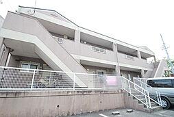 愛知県名古屋市緑区大清水西の賃貸アパートの外観
