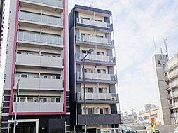 大阪府大阪市住吉区長居西3丁目の賃貸マンションの外観