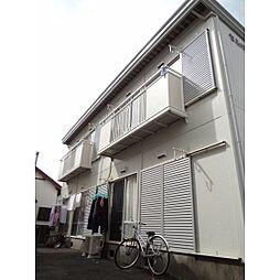 静岡県浜松市中区葵西2丁目の賃貸アパートの外観
