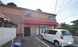 西鉄貝塚線 唐の原駅 徒歩10分の賃貸アパート