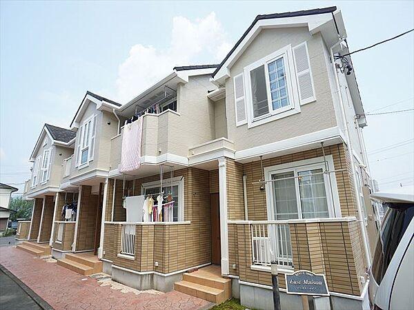 静岡県浜松市北区細江町気賀の賃貸アパート