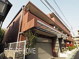 兵庫県神戸市東灘区御影郡家1丁目の賃貸マンションの外観