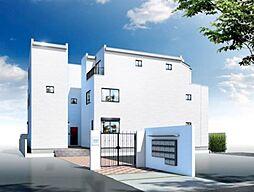 新築 ミハス東新宿[203号室号室]の外観
