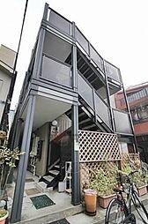 東京都文京区本郷5丁目の賃貸マンションの外観