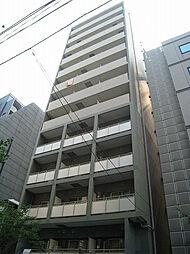 東京都中央区日本橋小網町の賃貸マンションの外観
