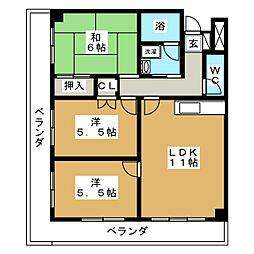 鶴見市場駅 10.3万円