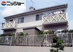 La Vie38 E棟[1階]の外観