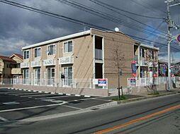 近鉄長野線 川西駅 徒歩6分の賃貸アパート