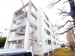 ビレッジハウス栗ヶ沢2号棟[2階]の外観