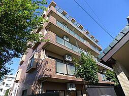 千葉県柏市北柏3丁目の賃貸マンションの外観
