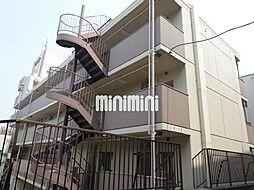 沖野館[4階]の外観