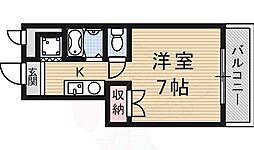 観月橋駅 3.2万円