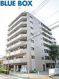 第2さくらマンション中央[605号室]の外観