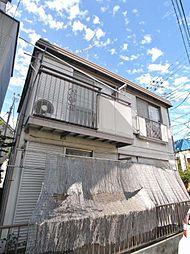 菱田コーポ[2階]の外観