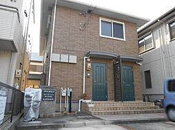 愛知県名古屋市北区中切町1丁目の賃貸アパートの外観