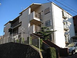 ドムス桃山台[3階]の外観