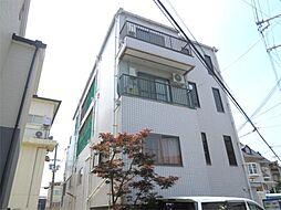 ビガーポリス東大阪ロータスマンション[4階]の外観