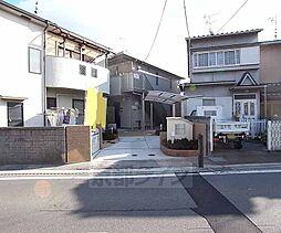 京都府城陽市枇杷庄島ノ宮の賃貸アパートの外観