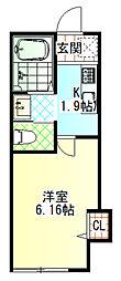 螢田駅 4.4万円