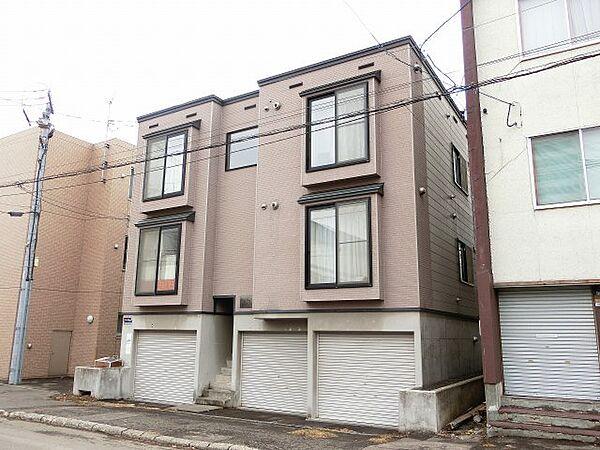 ベルメゾン菊水 3階の賃貸【北海道 / 札幌市白石区】
