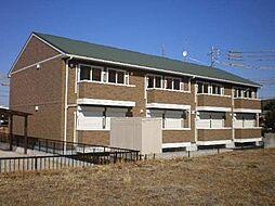 愛知県名古屋市守山区大字上志段味字洞田の賃貸アパートの外観