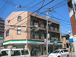 ソレイユ松田[3階]の外観