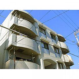 大阪府大阪市東住吉区西今川1丁目の賃貸マンションの外観