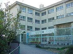 小学校八幡台小学校まで995m