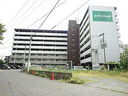 福岡県北九州市小倉北区中井浜の賃貸マンションの外観