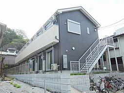 ロイヤルコート天王町[1階]の外観