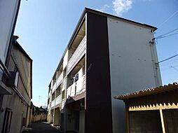 マンション袋谷[103号室]の外観