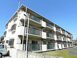 穂高マンション[2階]の外観