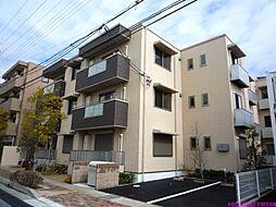 兵庫県伊丹市昆陽南5丁目の賃貸マンションの外観