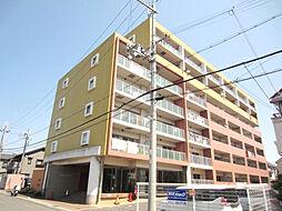 大阪府貝塚市脇浜3丁目の賃貸マンションの外観