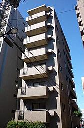 クレッシェント西早稲田[204号室]の外観