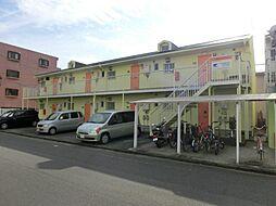 イエローパール[2階]の外観