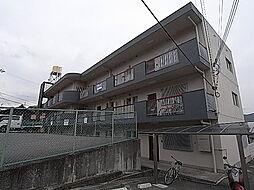 兵庫県姫路市梅ケ谷町の賃貸マンションの外観
