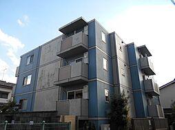 リンクス赤塚新町[104号室]の外観