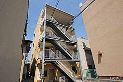 広島県福山市花園町2丁目の賃貸マンションの外観