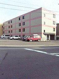 北海道札幌市白石区中央一条2丁目の賃貸マンションの外観