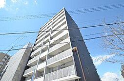愛知県名古屋市北区黒川本通1丁目の賃貸マンションの外観