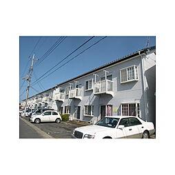 茨城県神栖市大野原中央5丁目の賃貸アパートの外観