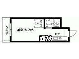 Aifort立川[3階]の間取り