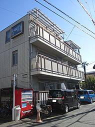 神奈川県川崎市中原区下小田中5丁目の賃貸マンションの外観