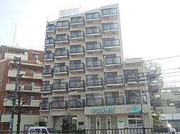 神奈川県横浜市神奈川区六角橋2丁目の賃貸マンションの外観