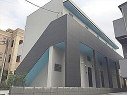 松戸新田ラッキーハウス[206号室号室]の外観