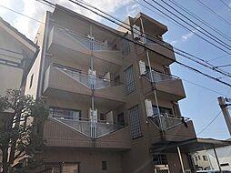 シャルマンフジ北花田[4階]の外観