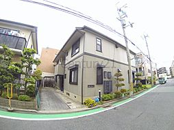 兵庫県西宮市門戸荘の賃貸アパートの外観
