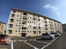 神陵台厚生年金住宅[4-145号室]の外観