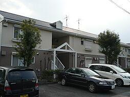 メゾンファミールA棟[103号室]の外観